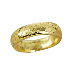���[�h�E�I�u�E�U�E�����O�@The One Ring�@�V���o�[925�@�S�[���h�R�[�e�B���O�@9��
