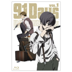 91Days �yFroovie�I���W�i�����T�t���zBlu-ray Vol.1