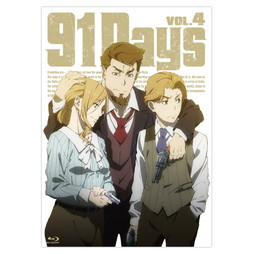 91Days �yFroovie�I���W�i�����T�t���zBlu-ray Vol.4