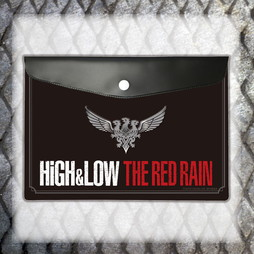 HiGH&LOW THE RED RAIN ソフトケース