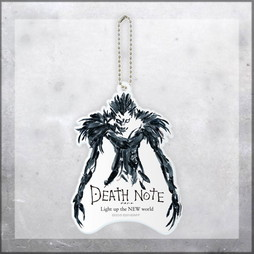 DEATH NOTE Light up the NEW world アクリルキーホルダー